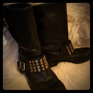 Jessica Simpson Biker boots